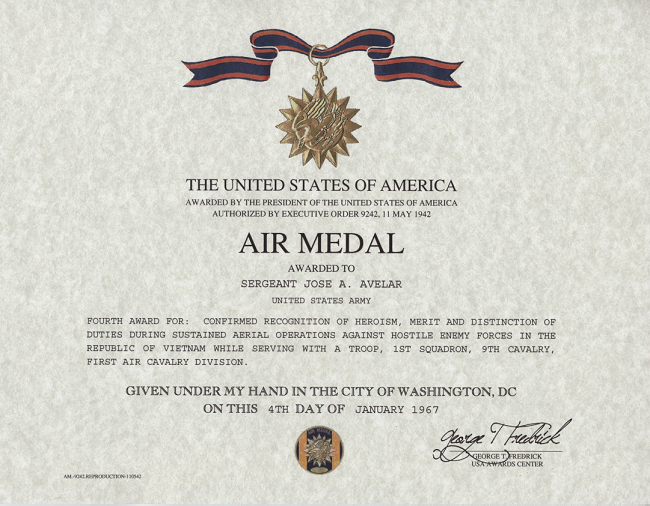 Army achievement medal certificate newhairstylesformen2014 com